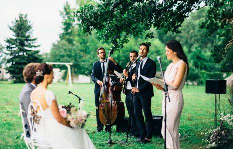 Hochzeitsband aus München