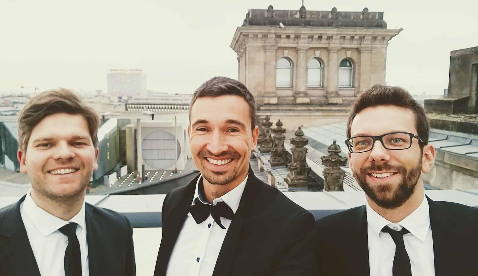 Jazzband Bundestag Reichstag Berlin