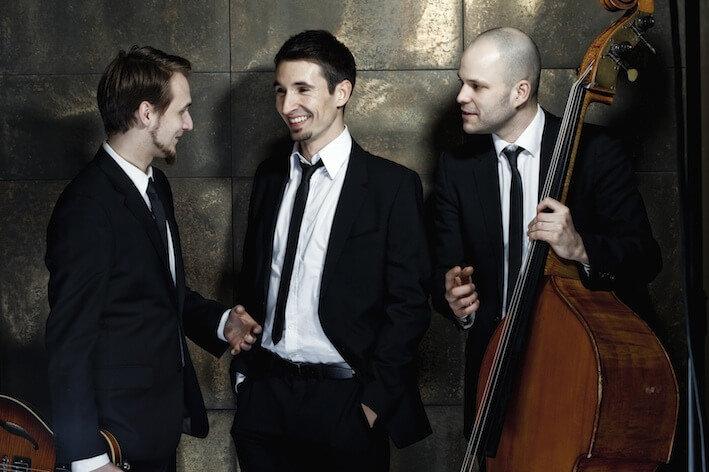 Ihre Jazzband für die Silvesterfeier