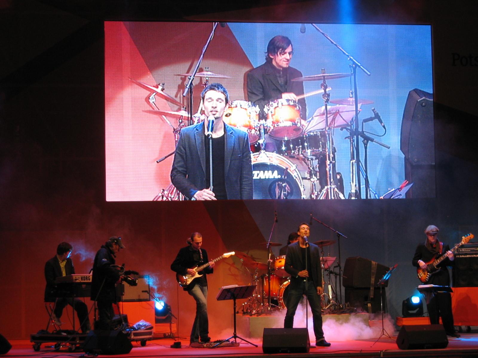 Partyband Vocal Invitation – mehr Spaß mit hochklassiger Livemusik