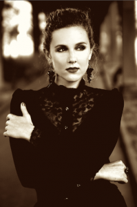 Sängerin Elena Boyadjyeva