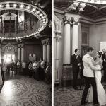 Eröffnungstanz mit Hochzeitsband