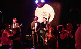 Event Band Vocal Invitation