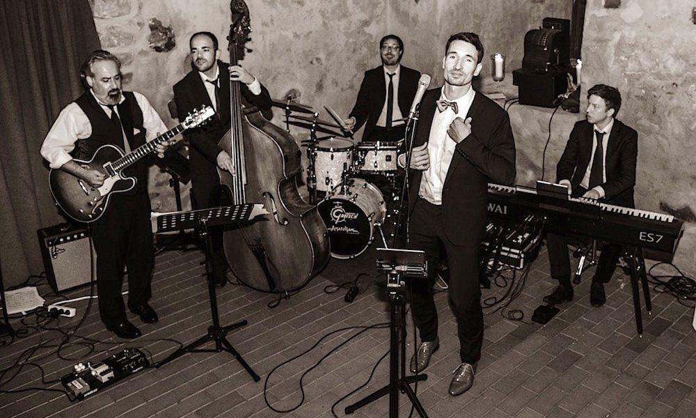 Auftritt Soulband Quintett