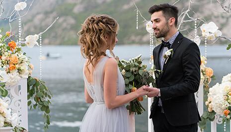 Hochzeitsband Trauung