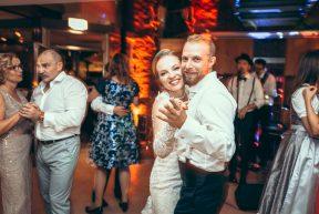 Hochzeitsband für Michael und Jana