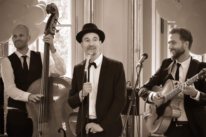 Hochzeitsgesang: Sänger für Hochzeiten