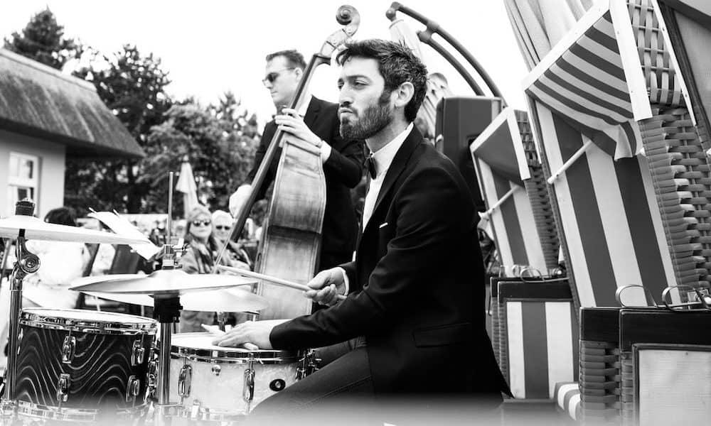 Jazzmusiker Konzert