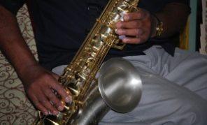 saxophonist hochzeit vocal invitation