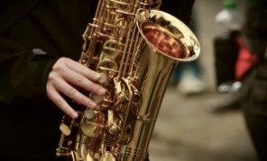 vocal invitation saxophonist hochzeit