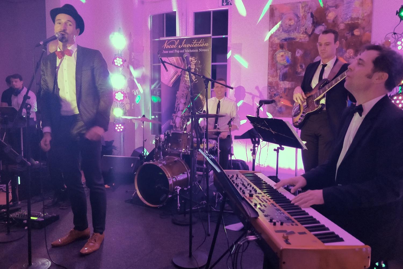 Hochzeitspianist mit Band