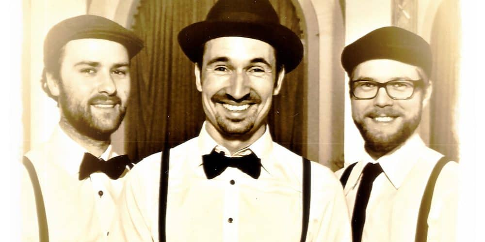 Swing Band im Trio Portrait