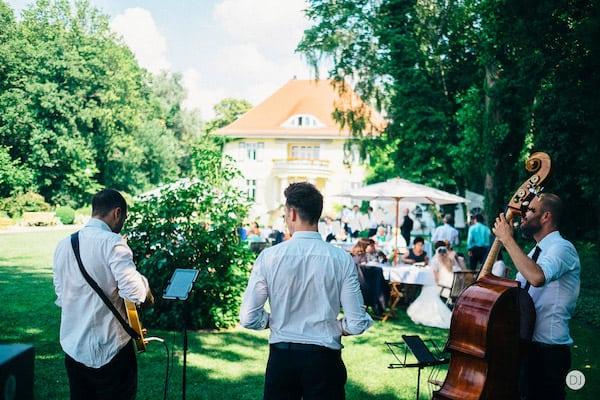 Band Potsdam Schloss Golm