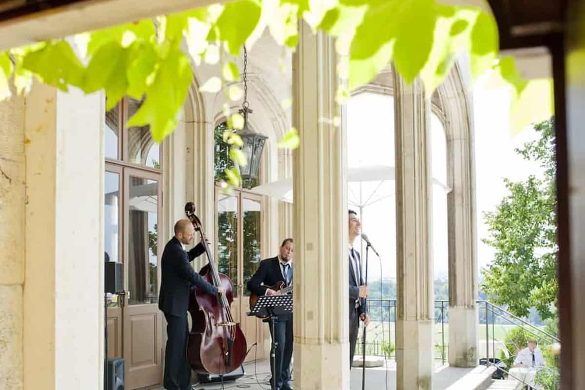 Bayerische Hochzeitsband