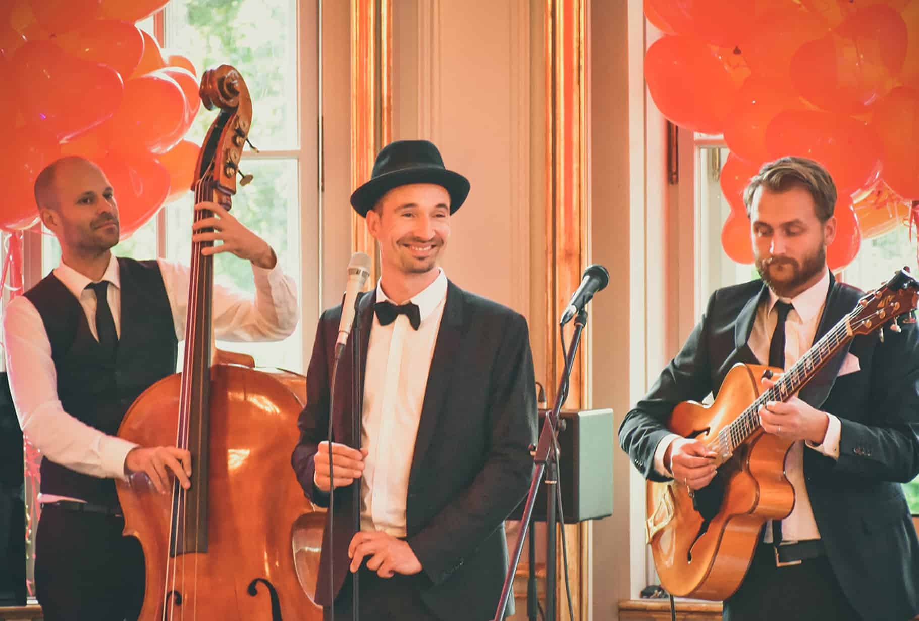 Unvergesslich Feiern Mit Dieser Stilvollen Hochzeitsband In Augsburg