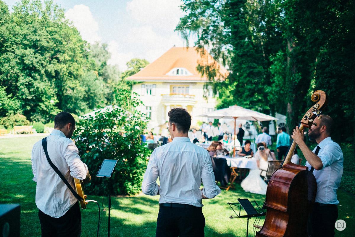 Hochzeitsband Hamburg