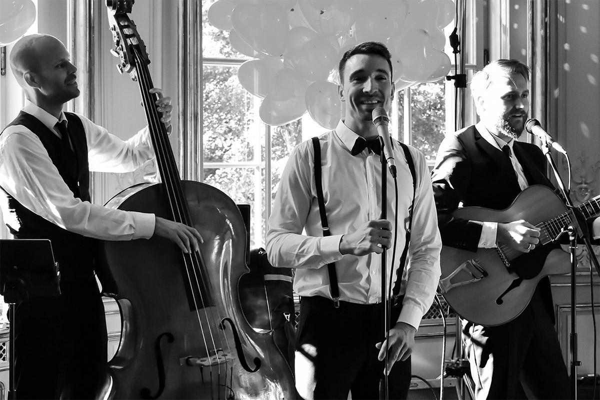 Hochzeitsband Schweiz