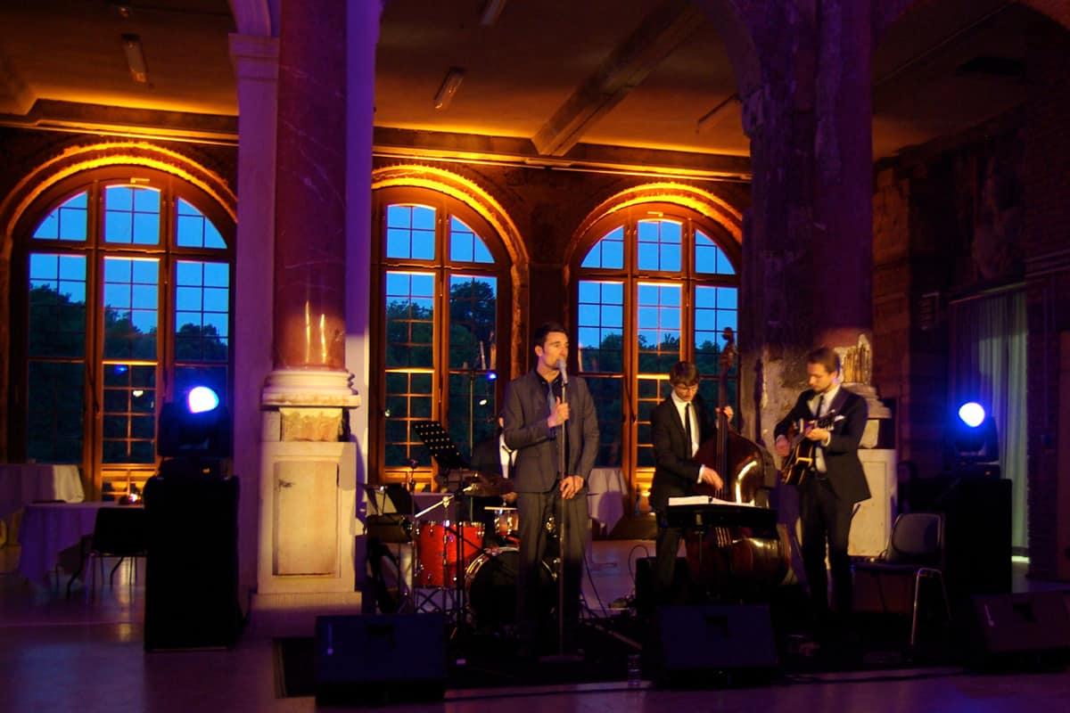 Hochzeitsband Wien