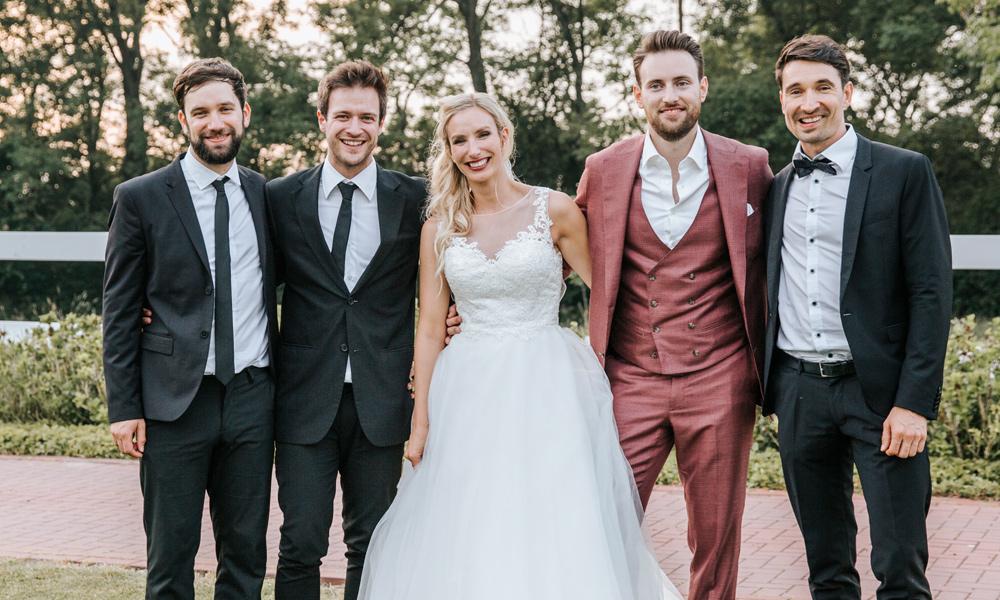 Hochzeitsband Salzburg