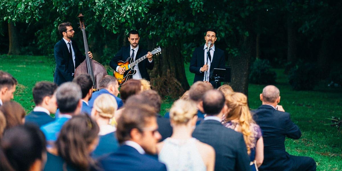 Hochzeitsband Oberbayern