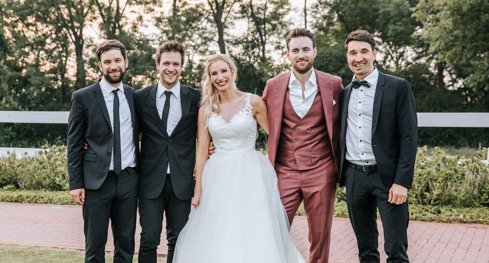 Hochzeitsband Niederösterreich